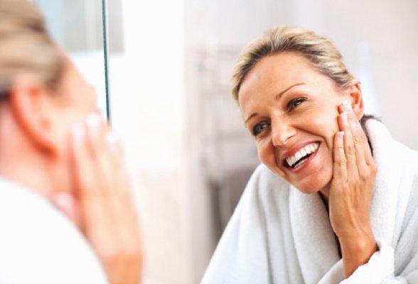 A acne e espinha em adultos