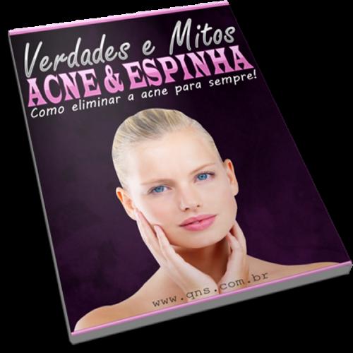 E-book Acne e Espinha